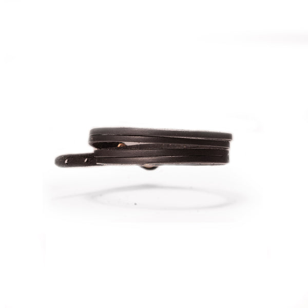 Byway Leather Bracelet - Skinny & Wide