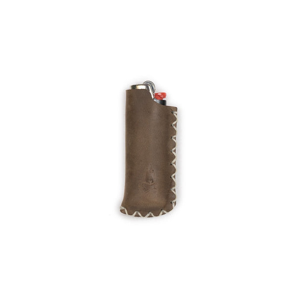 Ember Leather Lighter Sleeve