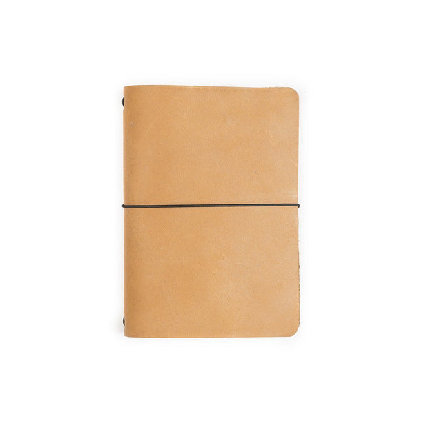 Expedition Point Five Leather Notebook 1