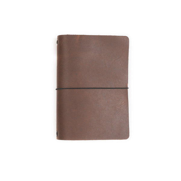 Expedition Point Five Leather Notebook