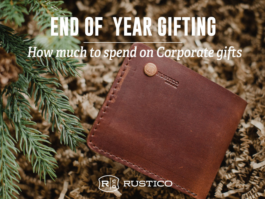 How to spend the right amount on gifts this holiday