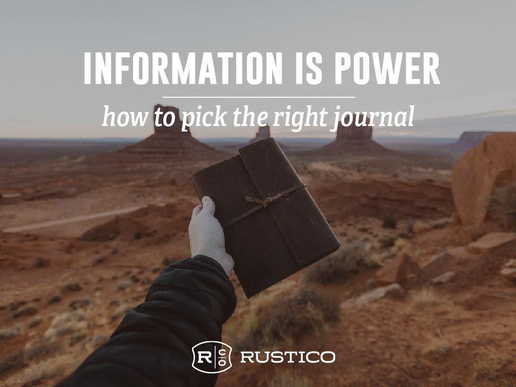 The Journal Guide