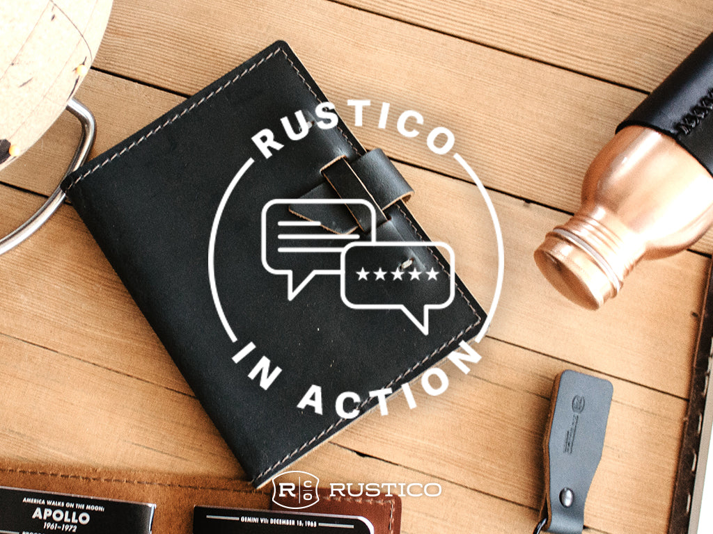 Rustico in Action : Alicia Farber