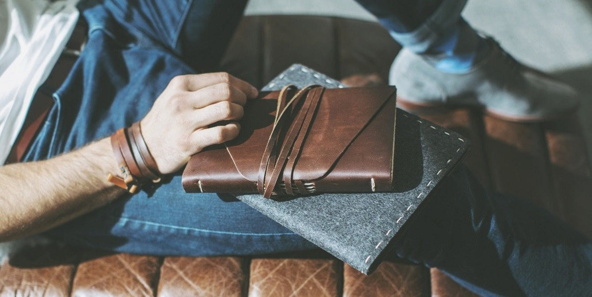 Custom Leather Journals