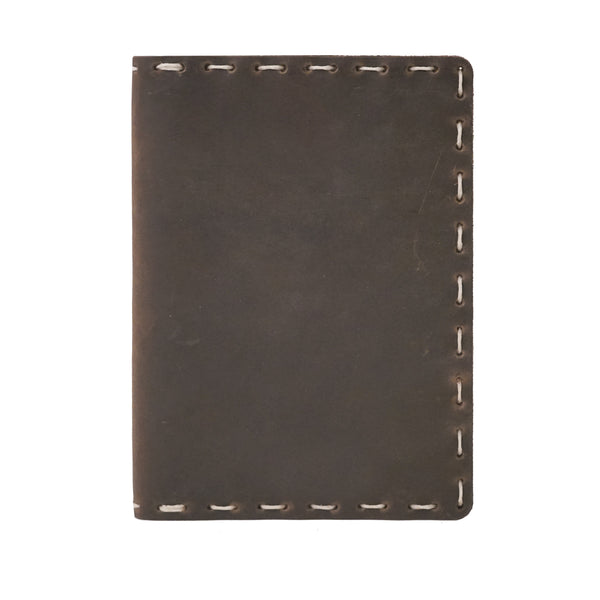 Brag Book Leather Photo Album - Hand Sewn