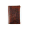 Grant Leather Travel Wallet - Chip Tan