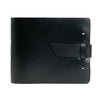 Leather Guest Book - Black / Blank