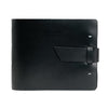 Leather Guest Book - Black / In Loving Memory