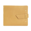Leather Guest Book - Buckskin / Blank