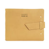 Leather Guest Book - Buckskin / Guest Sign-In
