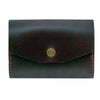 Lucky Eleven Leather Ammo Case - Burgundy