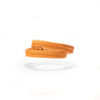Byway Leather Bracelet - Buckskin / Medium