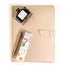 Leather Padfolio + Fountain Pen Gift Set -