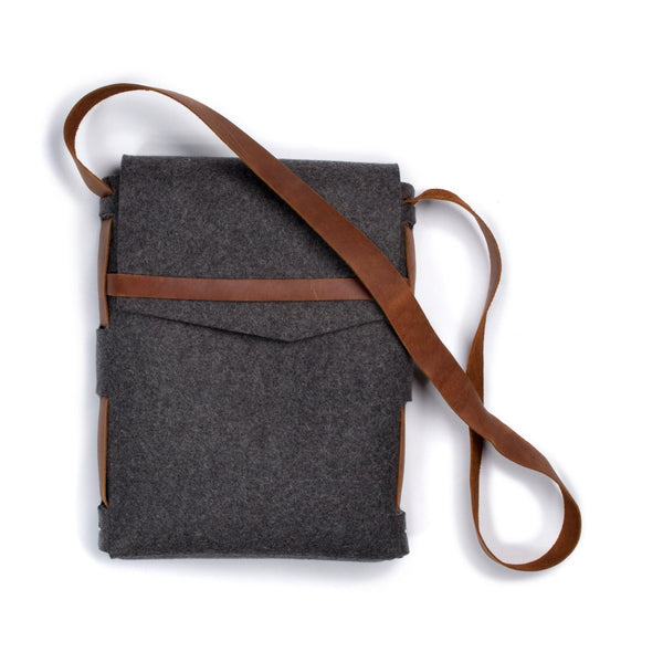 Wool Explorer Satchel