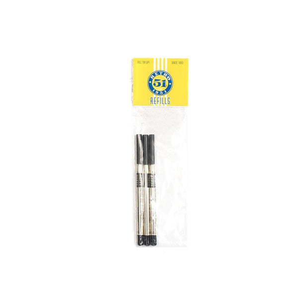 Tornado Pen Refill - Black Ink 3 Pack
