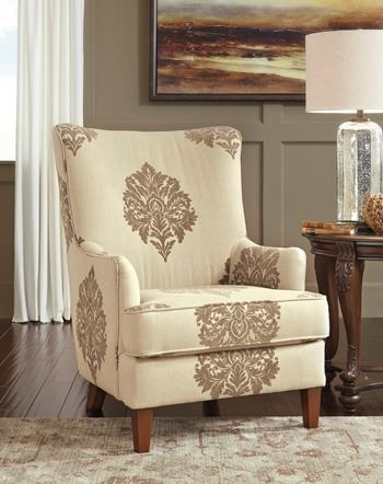 Signature Upholstered Accent Chair
