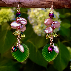"""Summer Time"" - Earrings"