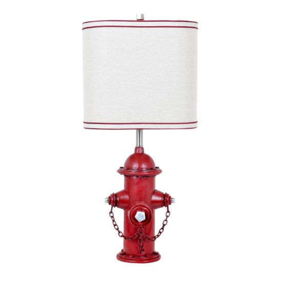 Hydrant Table Lamp