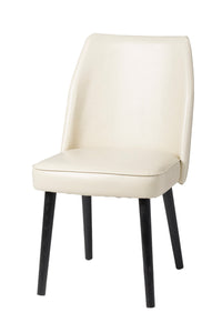 Plaza Dining Chair - Ivory (2/BOX)