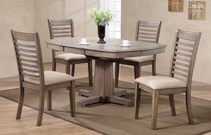 "Ventura 57"" Pedestal Table"