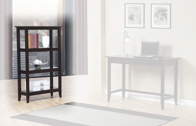 Quadra Bookcase