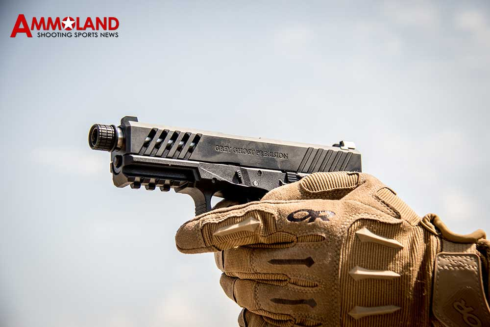 AMMOLAND: Geoscale GLOCK17 Slide Review