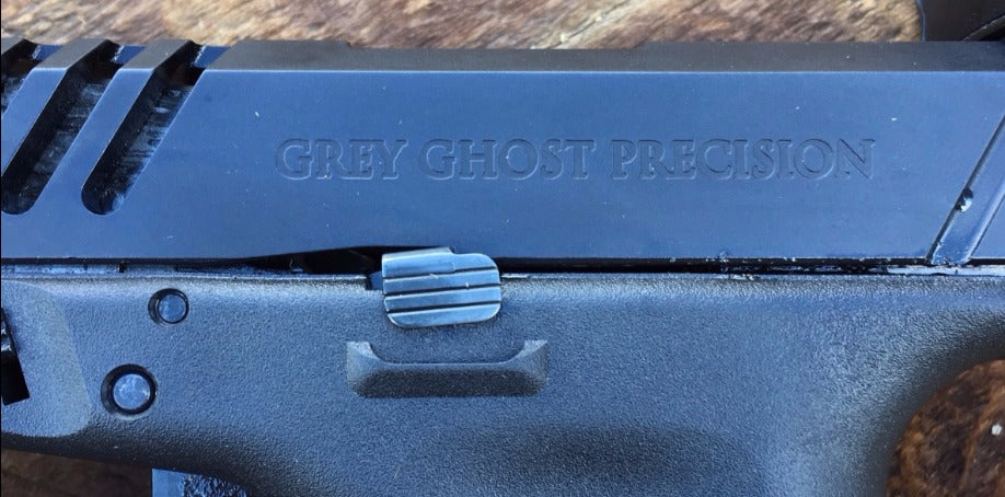 SNEAK PEEK – GREY GHOST PRECISION GLOCK SLIDES