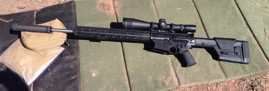 GRIM RIFLE IN 6.5 CREEDMOOR