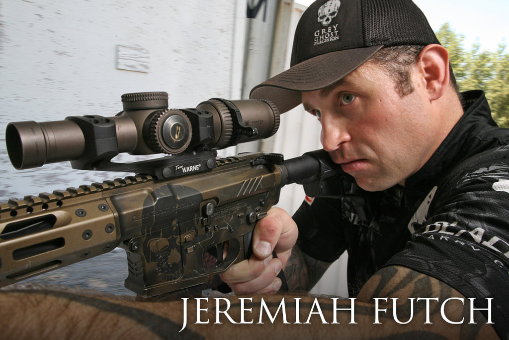 Jeremiah Futch Team Grey Ghost Shooter