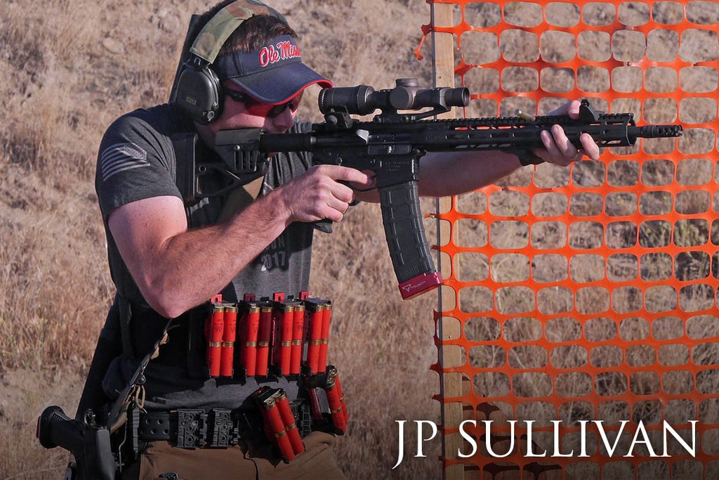 JP Sullivan Team Grey Ghost Shooter