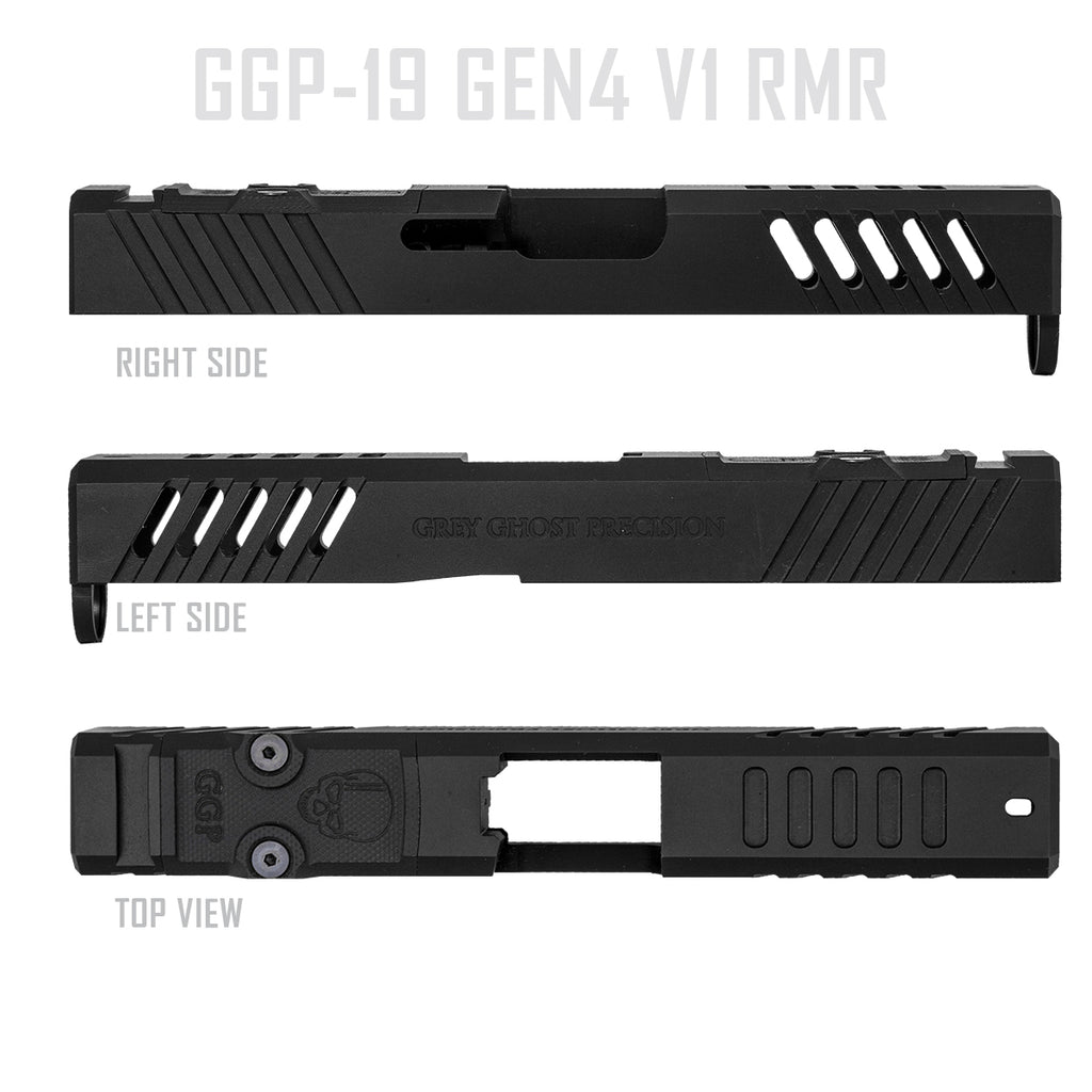GGP Glock® 19 Gen 4 Stripped Slide