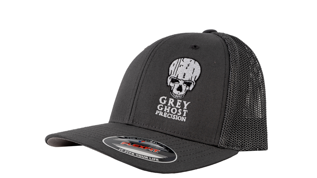 Grey Ghost Precision Mesh Hat