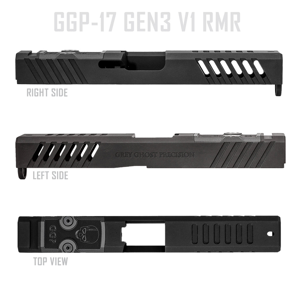 GGP Glock® 17 Gen 3 Stripped Slide