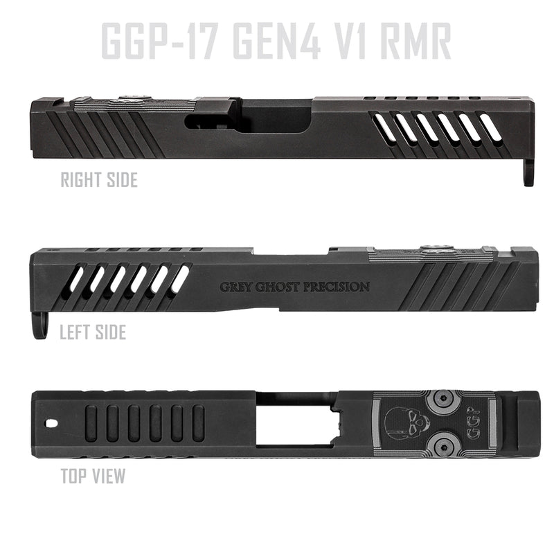 GGP Glock® 17 Gen 4 Stripped Slide