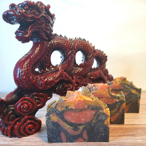Stone Dragon Artisan Soap