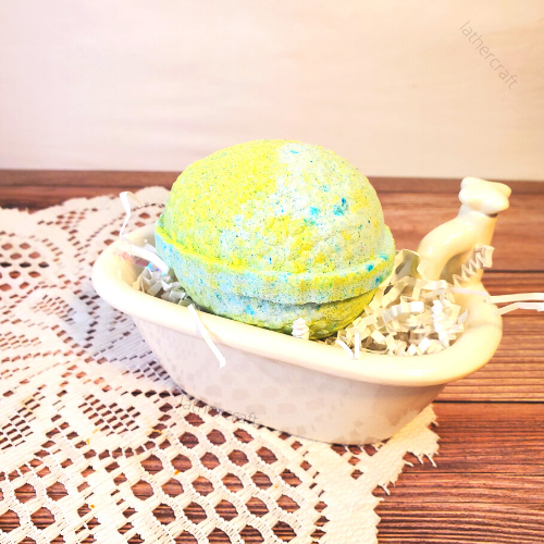 Berry Dragon Egg Bath Bombs