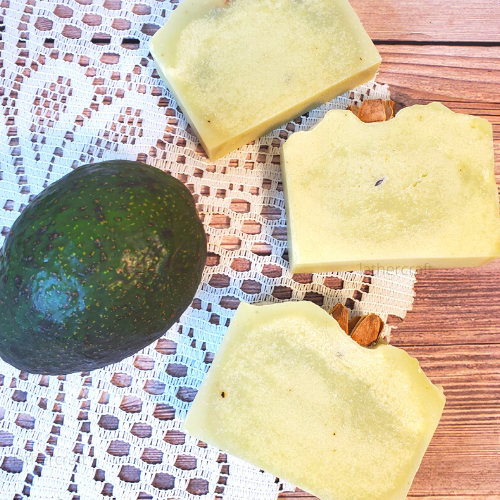 Avocado Artisan Soap