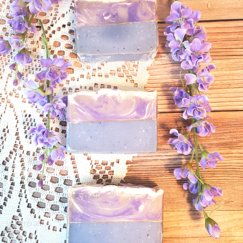Lovely Lavender Artisan Soap