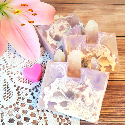 Magic Crystal Artisan Soap