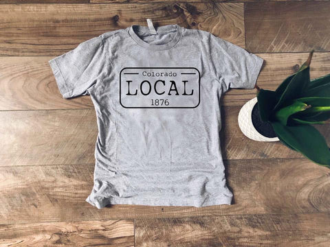 Local Kids Tee (You Pick the State)