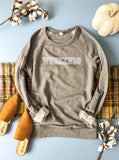Weekends French Terry Raglan (Multiple Colors)