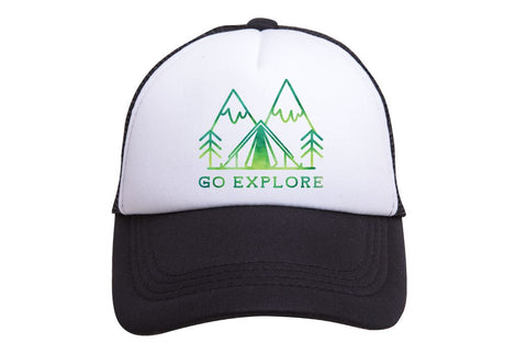 Go Explore Trucker Hat (Toddler)