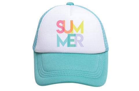 Summer Trucker Hat (Toddler)