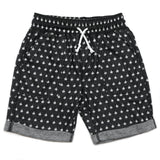 "Rock""Star"" Shorts in Black"