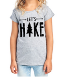 Let's Hike Graphic Tee