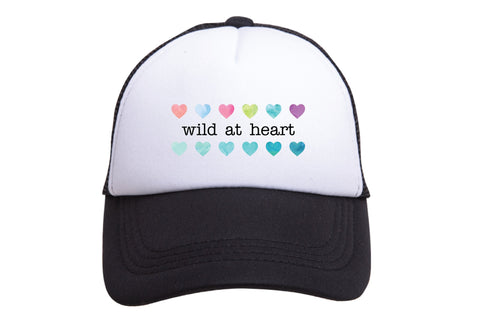 Wild at Heart Trucker Hat
