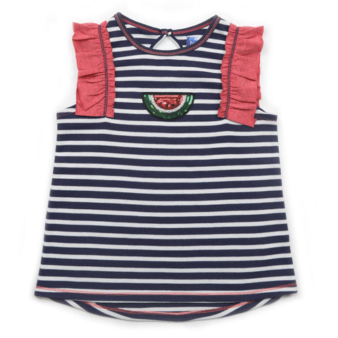 "One in a Melon"" Tank (Size 12 Mo.)"