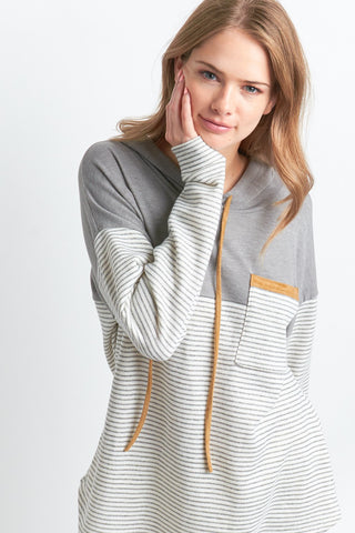 Fireside Hoodie (Women's- size Medium)