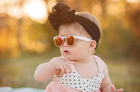 Bailey Sunnies (0-12 Months - Blue)
