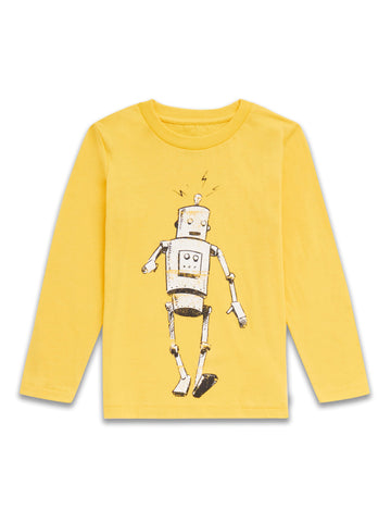 Robot Graphic Tee